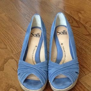 Sofft open toed sandal